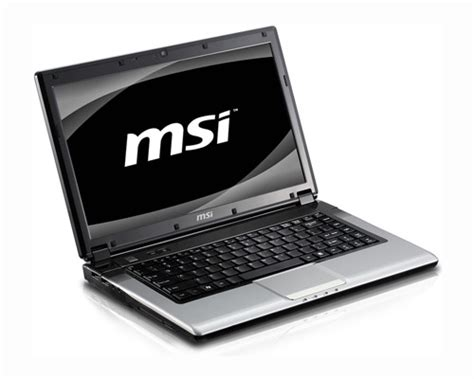 Casing Msi Cx 420 overclock vga notebook jagat review