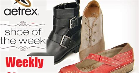 Shoe Of The Week Shoewawa 9 by Coupons And Freebies Aetrex Shoes Of The Week Giveaway
