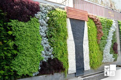 imagenes de jardines verticales caseros como hacer un jard 237 n vertical en casa jardin urbano