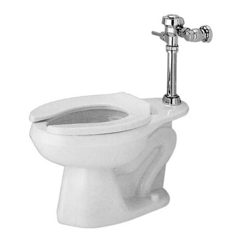 Proflo Plumbing by Proflo Pf1703wh White Toilet Bowl Only With 10 In