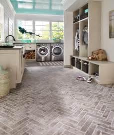 Floor L Style Statement Porcelain Brick Tile