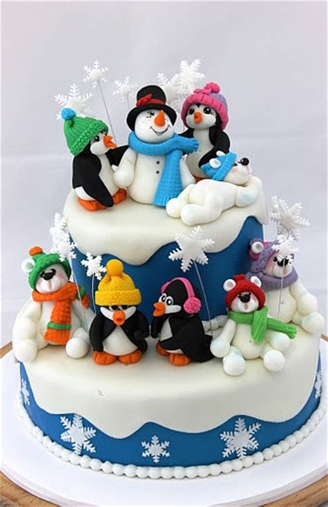 merry christmas cake decoration ideas happy birthday