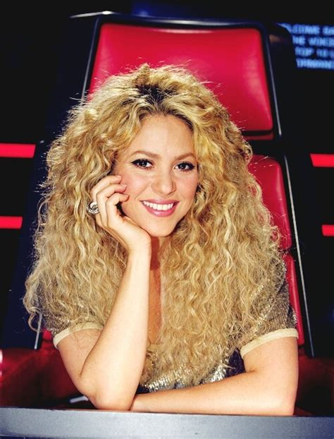 shakira hairstyles the voice 29 best images about shakira on pinterest pique the