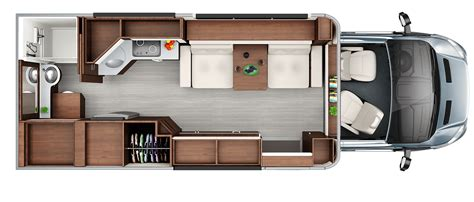 class b rv floor plans class b rv floor plans pictures to pin on page 7