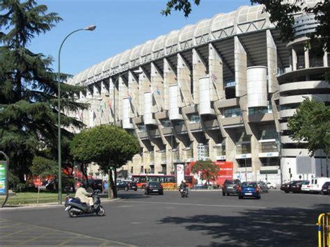 Stadio Santiago Bernabeu Di Madrid Calcio Museo Ristorante | stadio santiago bernabeu di madrid calcio museo ristorante