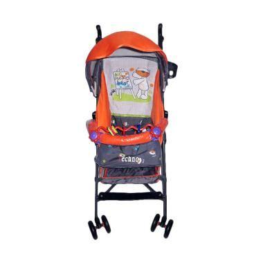 Stroler Pliko Buggy Techno 107 Dorongan Bayi jual weekend deal pliko pk107 cgc techno baby stroller orange harga kualitas
