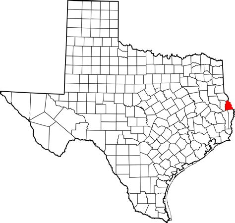 sabine county texas map original file svg file nominally 12 473 215 11 855 pixels file size 304 kb