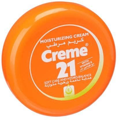 Creme 21 Moisturizing 50ml creme 21 moisturizing 50 ml price from geantonline