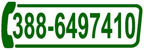 numero telefono i nostri servizi