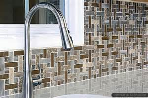 modern kitchen tile backsplash ideas brown metal marble modern backsplash tile backsplash
