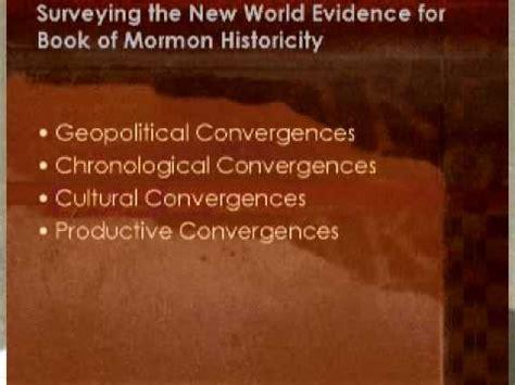evidence of books pt 2 new world evidence for the book of mormon