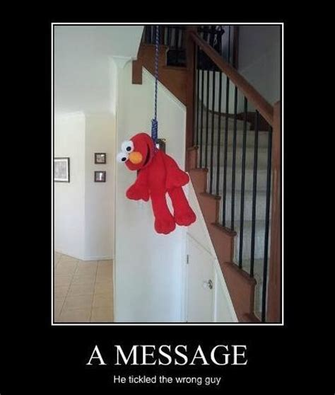 Tickle Me Elmo Meme - dont tickle me elmo meme by noah47 memedroid