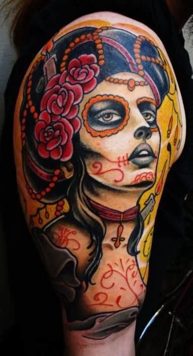dia de los muertos tattoo designs dia de los muertos images designs