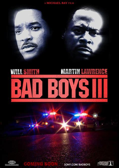 Bad boys 3 movie poster by pinomazz on deviantart