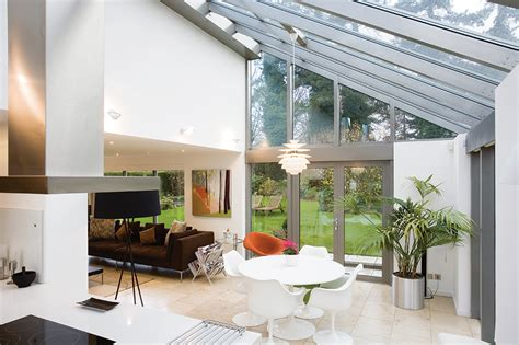 Living Room Extension Cost by Studies Adding A Small Extension Real Homes