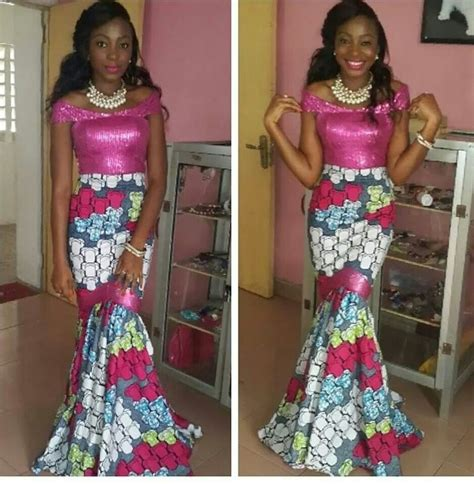 nigeria wedding ovation nigeria ankara wedding ovation styles fashion dresses