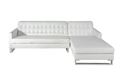 Modern Sectional Sofas With Chaise 3308 Modern Sectional Sofa W Chaise
