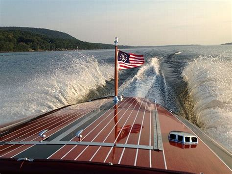 chris craft reproduction boats contemporary wooden boats for sale pb716 port carling