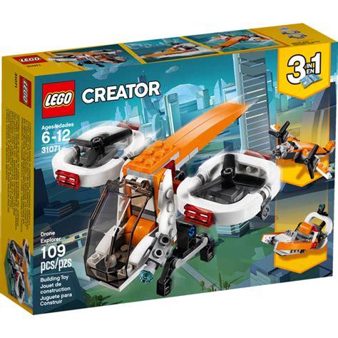 Set Tuti Black 3in1 2 lego drone explorer set 31071 brick owl lego marketplace