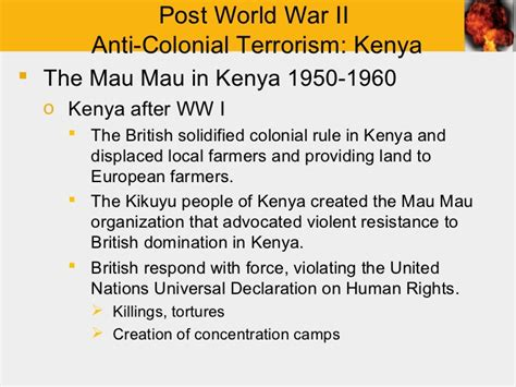 pattern of colonial rule in kenya white7e ppt ch08