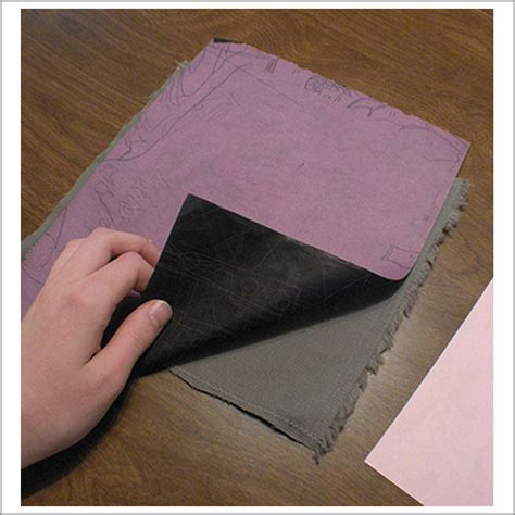 How To Make Carbon Paper - franklin glass studios inc carbon paper