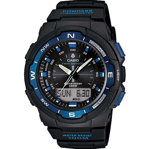 casio s digital compass sensor sport at