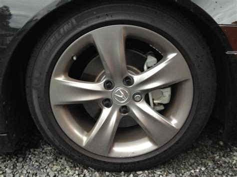 sold 2014 acura tl sh awd 18 quot wheels and tires