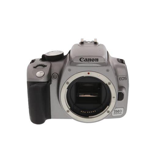 canon eos 350d digital slr price canon eos 350d silver rebel xt digital slr