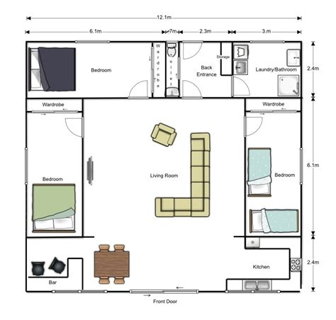 floor plans for storage container homes our shipping container house plans were easily designed using an online planner