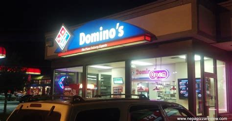 domino pizza locations domino s pizza clarks summit pa nepa pizza review