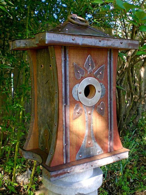 unique bird houses dishfunctional designs for the birds unique garden birdhouses