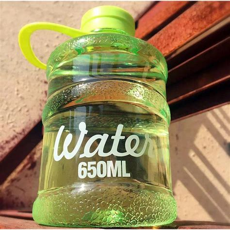 Botol Minum Mini Galon 650ml botol minum mini galon 650ml green jakartanotebook
