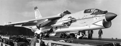 vought f 8 crusader development 1580072429 u s navy aircraft history a brief history of f8u crusader armament