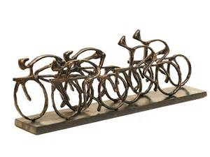 Hurricane Vases Uk Cyclists Sculpture Cyclist Ornament Bike Sculpture