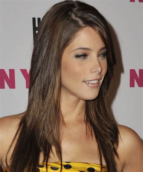 casual hairstyles for long straight hair hairstyle for ashley greene long straight casual hairstyle