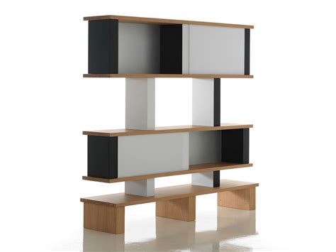 buy the cassina 518 plurima high bookcase at nest co uk