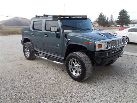 h2 hummer 2005 2005 hummer h2 sut quot reserve lowered