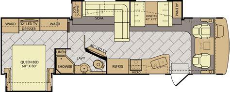 class c motorhome floor plans fleetwood class c rv floor plans gurus floor