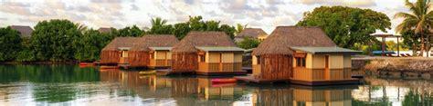 fiji bungalow staying in an overwater bungalow in fiji koro sun