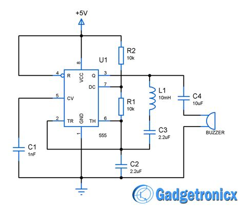 simple projects using integrated circuits metal detector circuit diagram electronic circuits circuit diagram metals and