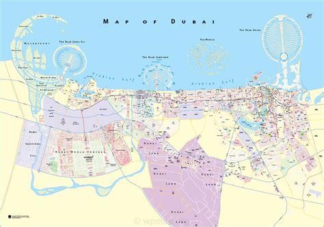 map of dubai country 191ab30e4be058240bc78f jpg