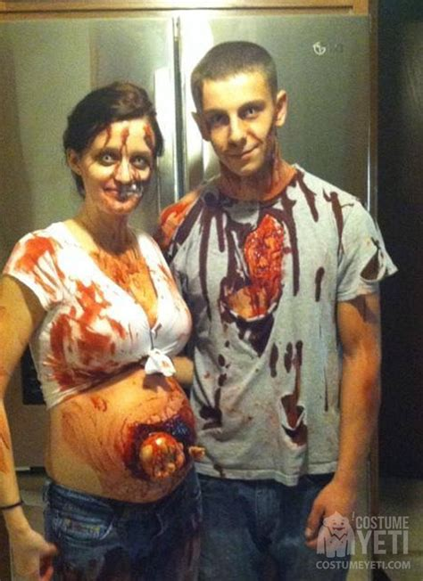 Diy Halloween Costumes For Mom And Son