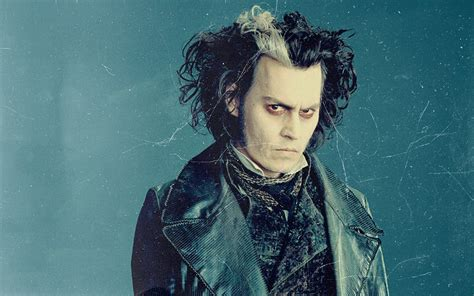 film character sweeney tood johnny depp s movie characters wallpaper