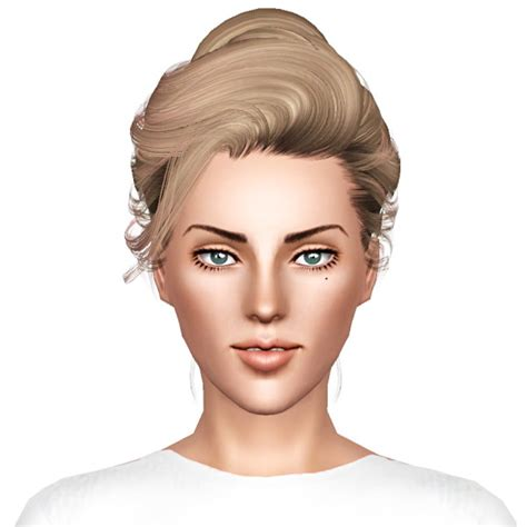 1800s hairstyles for sims 3 sc3h 1856 hairstyle the sims 3 catalog