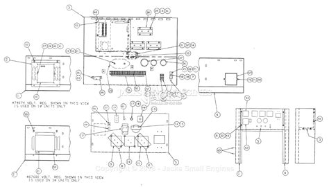 generac voltage regulator wiring diagram wiring diagrams