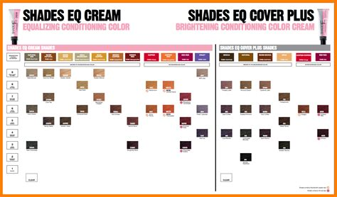 Similiar Redken Permanent Hair Color Chart Keywords