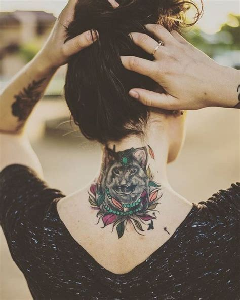 tattoo girl wolf 57 wolf tattoo designs for men and women with meaning