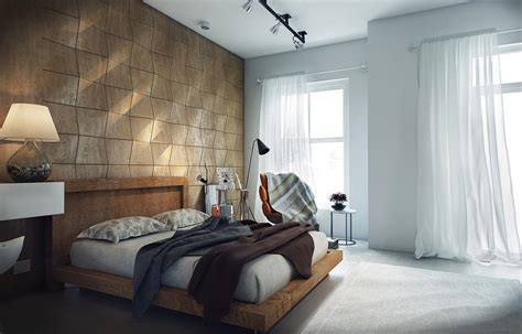 bedroom for contemporary bedrooms by koj