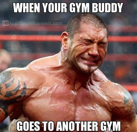Gym Buddies Meme - pin by jessica mccoy on quot quotes quot daily helpful funny