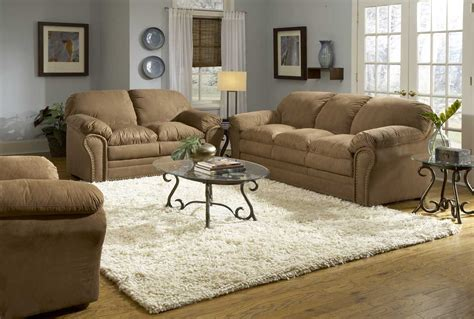Sofas white rugs glass table brown sofas grey wall accessories for house decorations browns